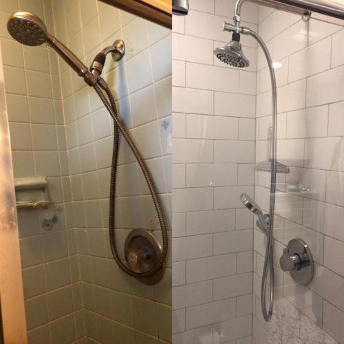 Bathroom & Closet Remodel