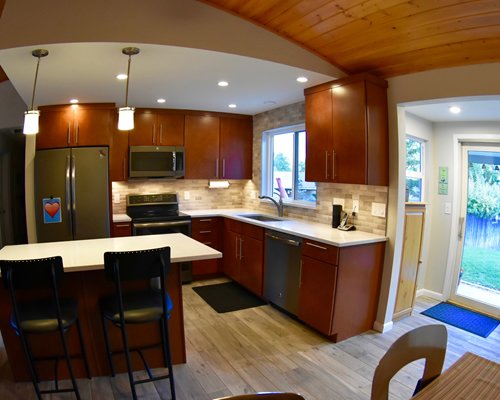 Kitchen Remodel and Addition