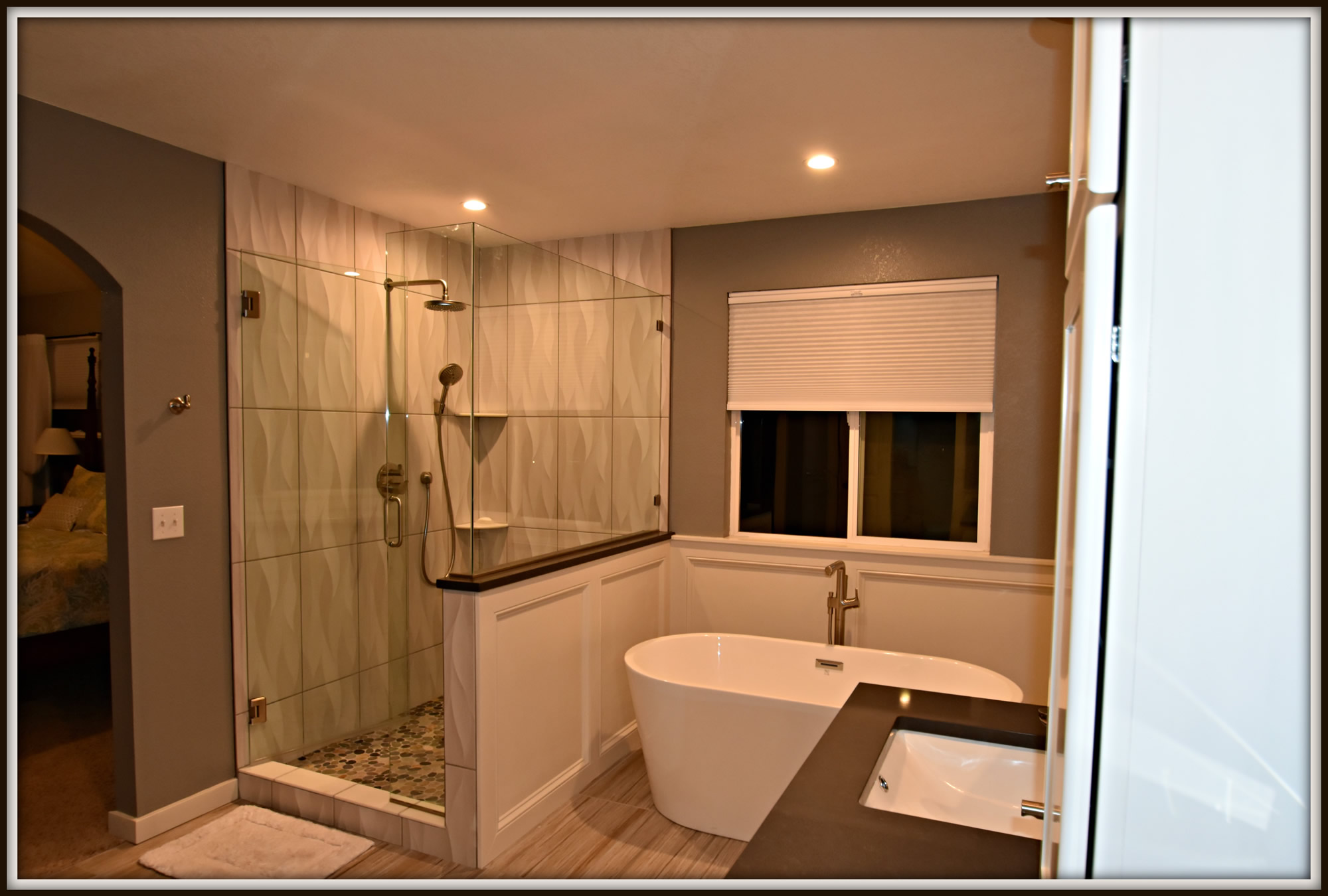 Highlands Ranch Remodel Runyan Construction - Bathroom remodel highlands ranch co