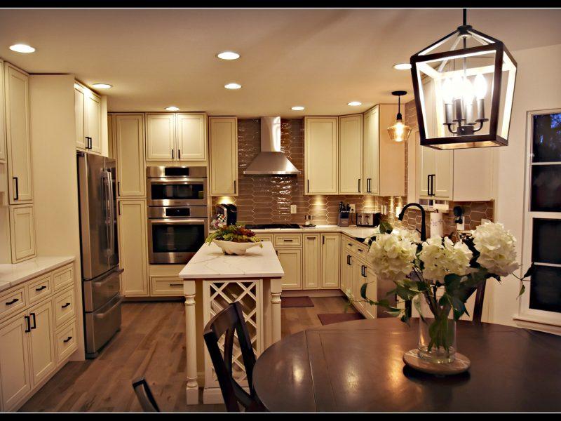 Insurance Claim Kitchen Remodel