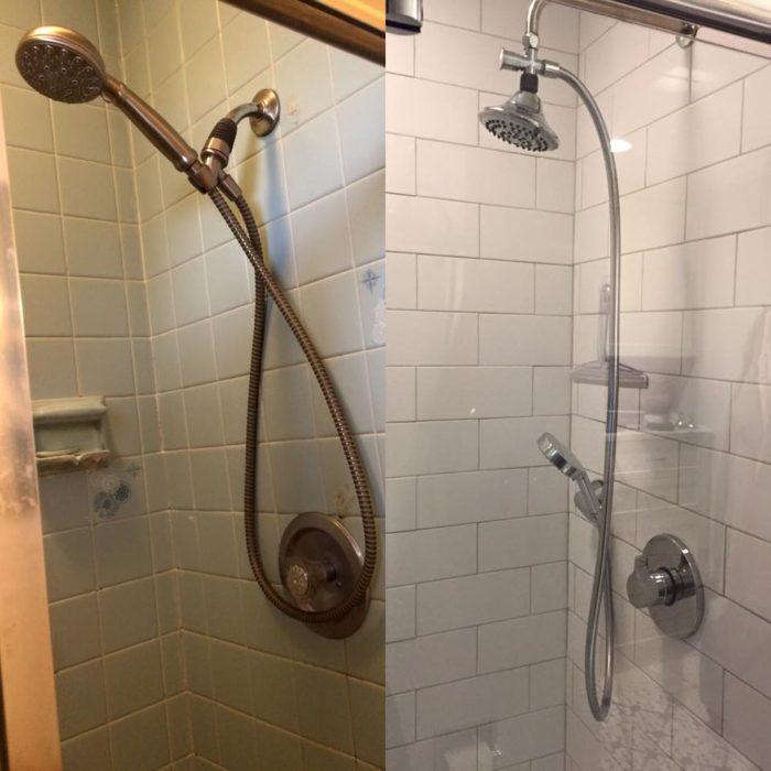 Bathroom + Closet Remodel