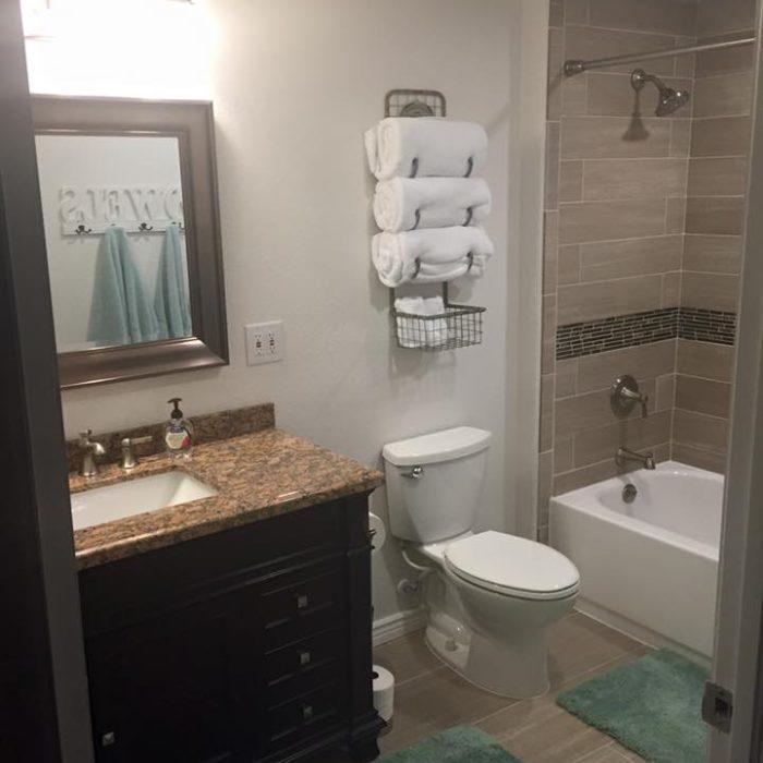 Full Bathroom Construction Project 2