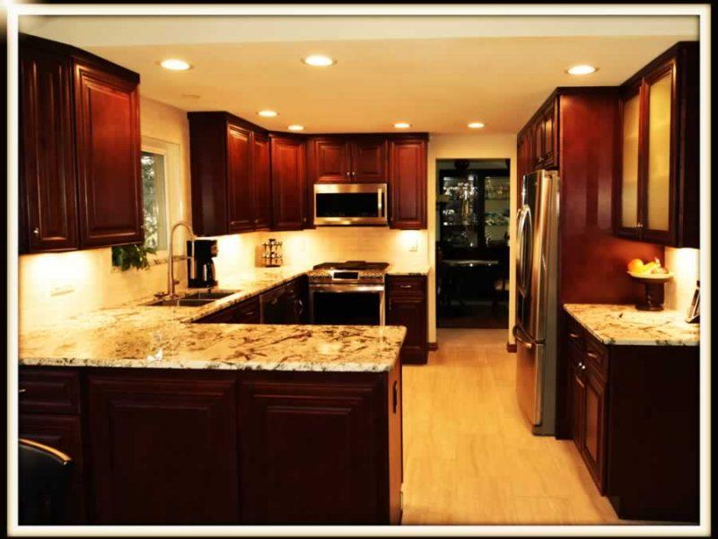 Runyan construction remodel residential kitchen basement for Kitchen remodel denver